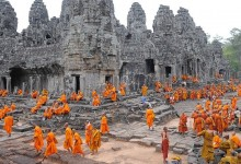 SAIGON TO SIEM REAP 9 DAYS 8 NIGHTS