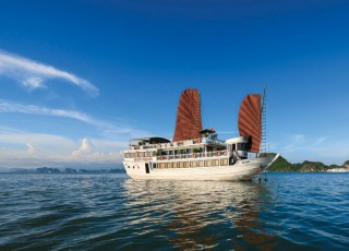 GALAXY HALONG BAY CRUISE 2 DAYS 1 NIGHT & 3 DAYS 2 NIGHTS FROM 122$/ PERSON ONLY