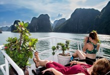 ADMIRAL HALONG DAY CRUISE
