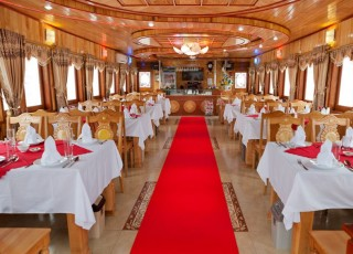 ALOVA CRUISE HALONG BAY TOUR 1 DAY FROM 60$/ PERSON ONLY