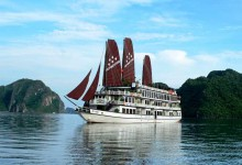 VICTORY STAR CRUISE HALONG BAY 2 DAYS 1 NIGHT&3 DAYS 2 NIGHTS from 173 USD/person only