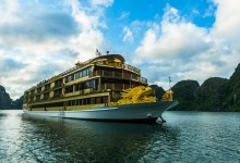 GOLDEN CRUISE 2 DAYS 1 NIGHT & 3 DAYS 2 NIGHTS from 141 USD/PERSON only