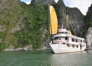 CALYPSO CRUISE HALONG BAY 2 DAYS 1 NIGHT FROM 115$/ PERSON ONLY