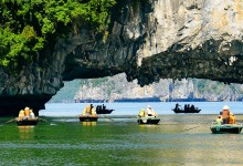 VIET DRAGON CRUISE HALONG DAY TOUR