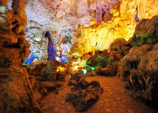 HALONG BAY 1 DAY TOUR from 52 USD/person only