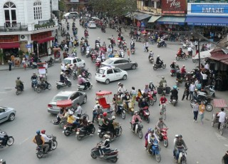 HANOI CITY TOUR AND WALKING IN OLD QUARTER 1 DAY from 22 USD/person only