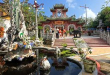 HOIAN CITY TOUR 1 DAY from 24 USD/persson only