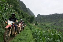 MOCCHAU MOTORBIKE TOUR 2 DAYS 1 NIGHT from 80 USD/PERSON only