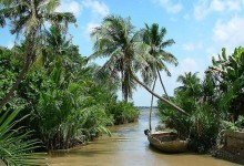 MEKONG RIVER DELTA 1 DAY from 24 USD/person only