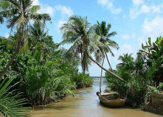 MEKONG RIVER DELTA 1 DAY from 22 USD/person only
