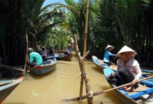 MEKONG RIVER DELTA TO PHU QUOC BEACH RESORT 7 DAYS 6 NIGHTS