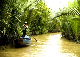 CUCHI TUNNEL - MEKONG RIVER DELTA FULL DAY