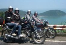 CENTRAL VIETNAM MOTORBIKE TOUR 3 DAYS 2 NIGHTS from 190 USD/PERSON only