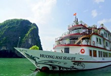 HUONG HAI SEALIFE HALONG 2 DAYS 1 NIGHT