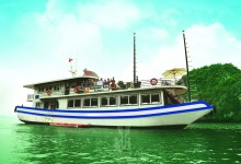 INCREDIBLE CRUISE HALONG DAY TOUR frm 56 USD/person only