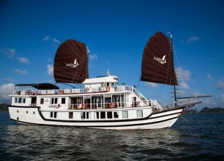 LAFAIRY SAILS HALONG 3 DAYS 2 NIGHTS & 2 DAYS 1 NIGHT