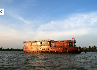 MEKONG EYES CLASSIC CRUISE 4 DAYS 3 NIGHTS from 151 USD/PERSON only