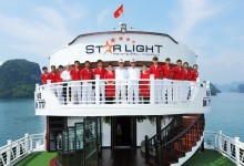 LUXURY STARLIGHT CRUISE 2 DAYS 1 NIGHT & 3 DAYS 2 NIGHTS from 165 USD/PERSON only
