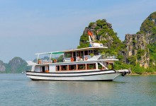 HALONG WONDER BAY CRUISE 1 DAY from 79 USD/person only
