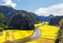 HOA LU - TAM COC FULL DAY TOUR from 32 USD/person only