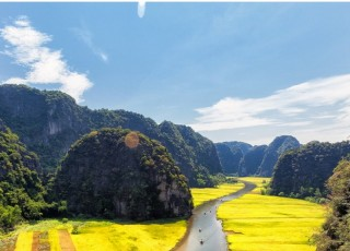 HOA LU - TAM COC FULL DAY TOUR from 36 USD/person only