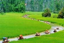 HANOI - MAICHAU - HALONG - NINHBINH - HANOI FOR 6 DAYS 5 NIGHTS from 230 USD/person only