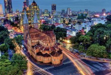 SAIGON-CANTHO-NHATRANG-DALAT 10 DAYS 9 NIGHTS