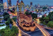 SAIGON-CANTHO-NHATRANG-DALAT 9 DAYS 8 NIGHTS
