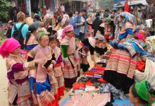 CANCAU, BACHA ETHNIC MARKET AND SAPA 4 DAYS 3 NIGHTS from 186 USD/person only