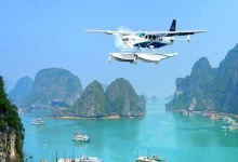 HALONG BAY TOUR SIGHTSEEING FLIGHTS U$89
