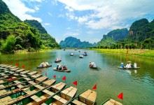 NORTHERN VIETNAM TOURS OF LIMESTONE 5 DAYS 4 NIGHTS FROM 280 USD TO 945 USD