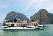 WEGO HALONG CRUISE DAY TOUR from 48 USD/PERSON only