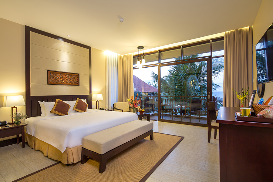 GOLDEN SAND RESORT & SPA *****