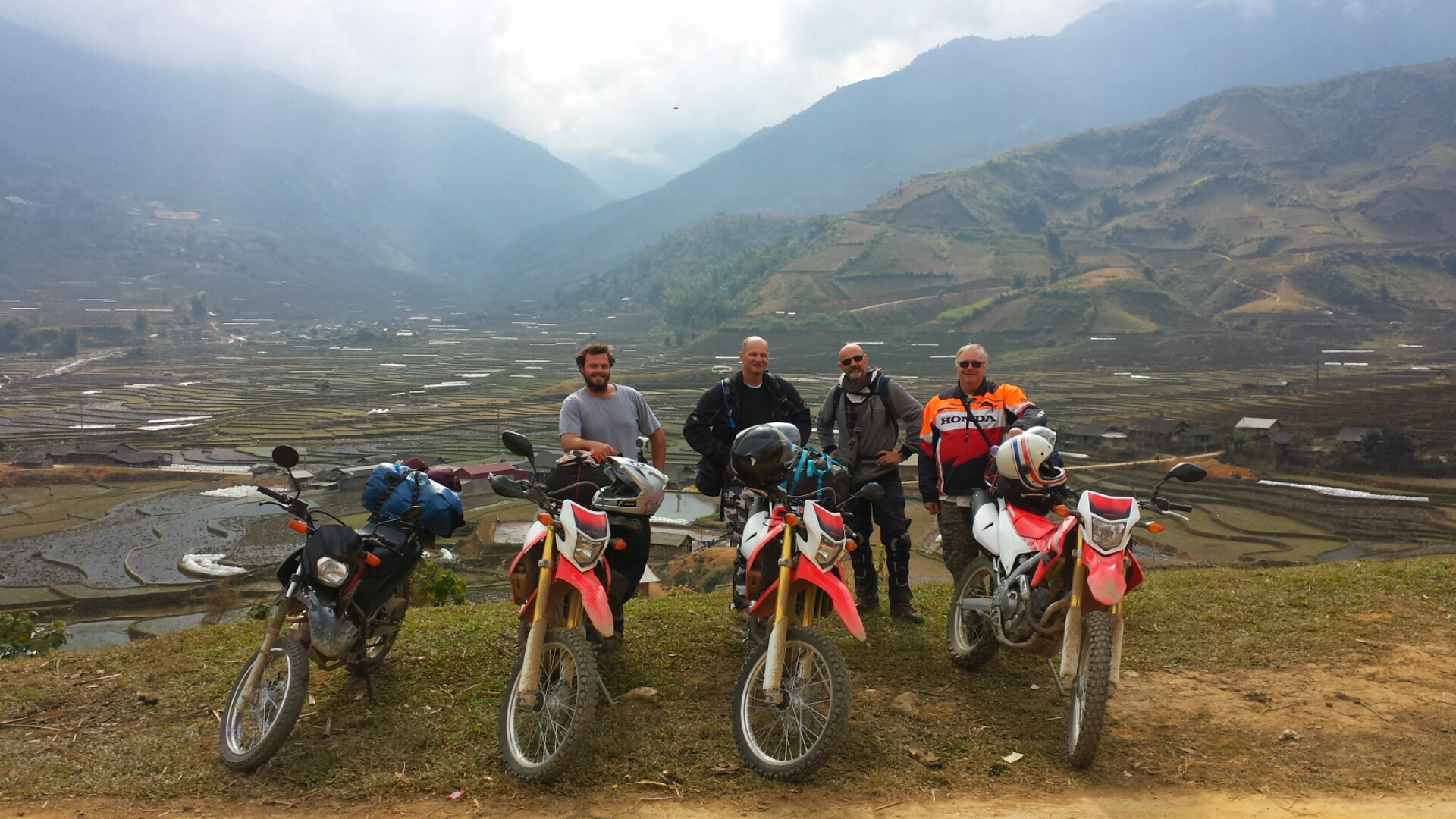 Northern Vietnam Motorbike Tour  7 Days 6 nights