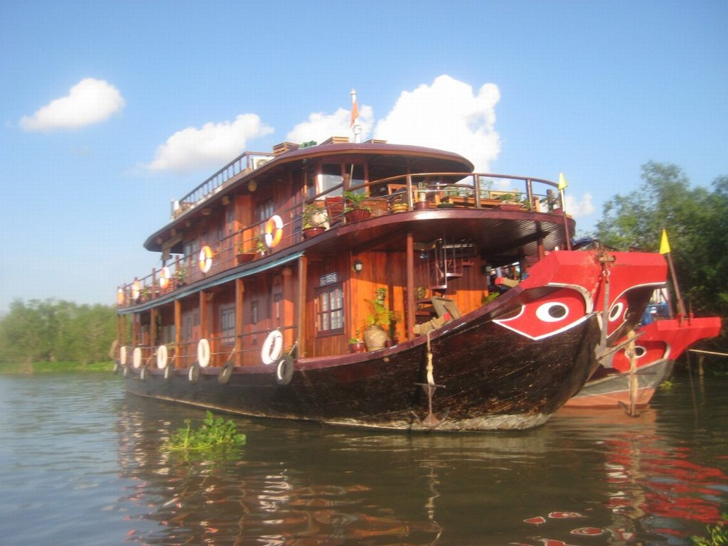 LE COCHINCHINE MEKONG CRUISE 7 DAYS 6 NIGHTS - 3 DAYS 2 NIGHTS AND 2 DAYS 1 NIGHTS From 178 USD/person only