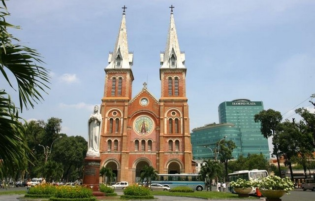 HOCHIMINH (SAIGON) CITY TOUR 1 DAY FROM 26 USD/PERSON ONLY